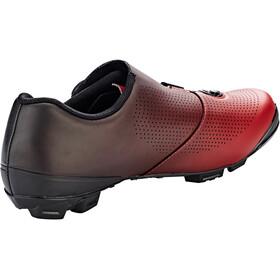 Shimano SH-XC7 Bike Shoes, red